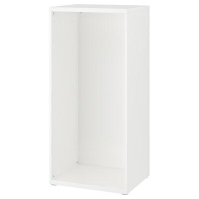 STUVA frame white 60 cm 50 cm 128 cm