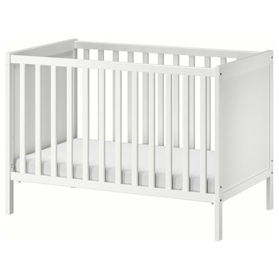 SUNDVIK 3-piece baby furniture set, white