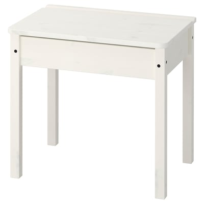 SUNDVIK Children's desk, white, 60x45 cm