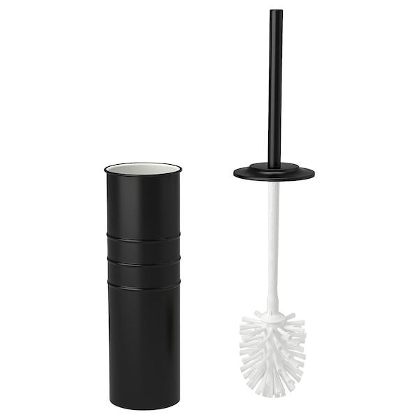 SVARTSJÖN Toilet brush, black