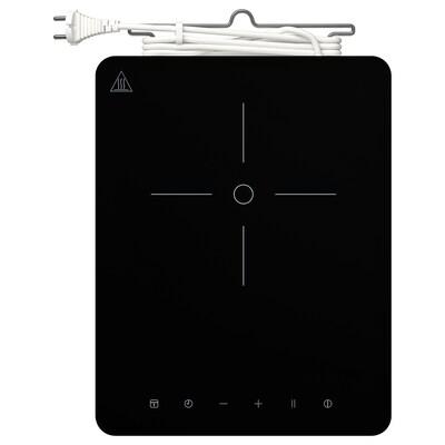 TILLREDA portable induction hob white 30 cm 38.5 cm 5.4 cm 3.00 kg