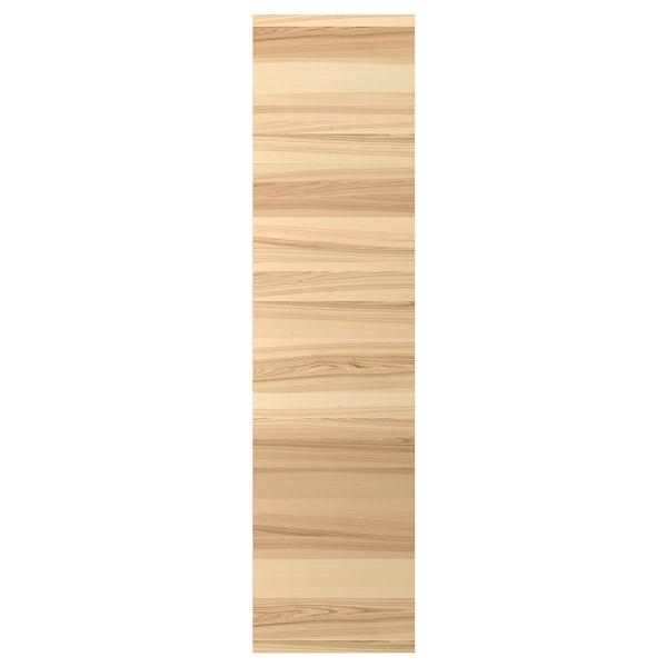 TORHAMN Cover panel, natural ash, 61x240 cm