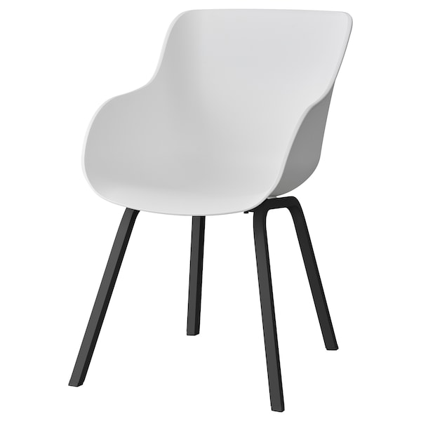 TORVID Seat shell, in/outdoor/white