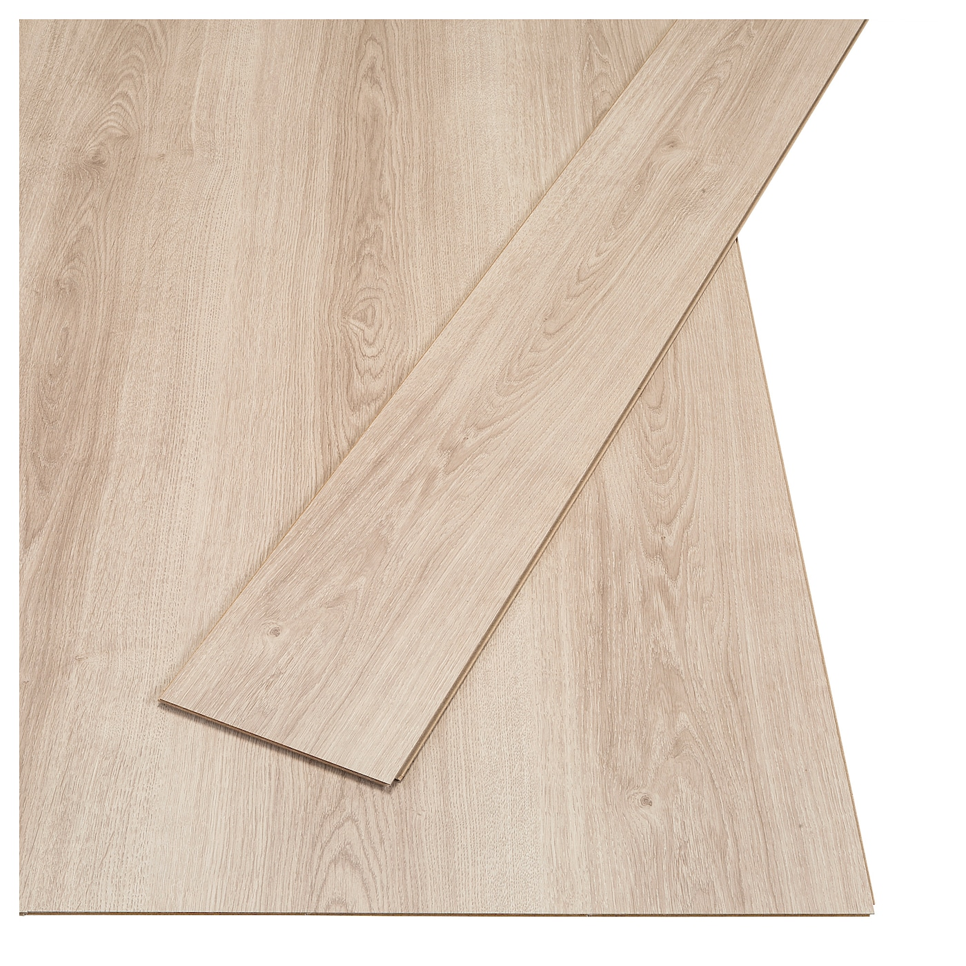 TUNDRA Laminated flooring - oak effect 4.45 m²