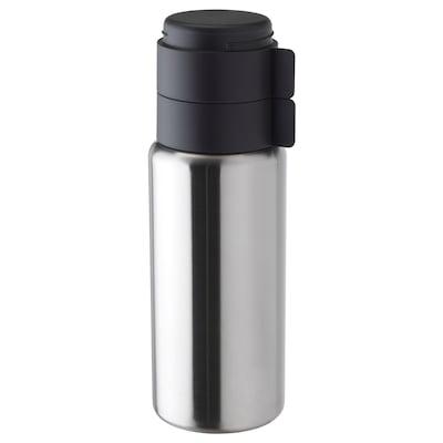 UTRUSTNING steel vacuum flask 29 cm 1 l