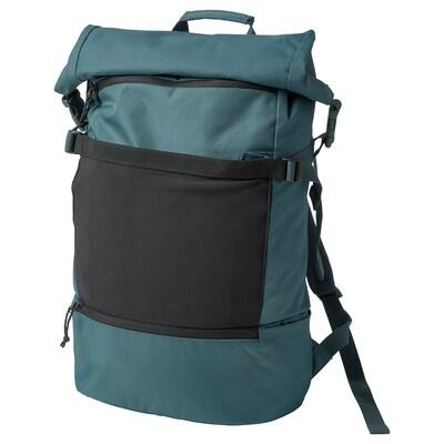 VÄRLDENS backpack dark blue 26 l