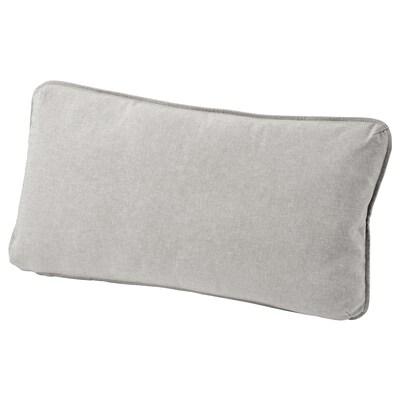 VALLENTUNA Back cushion, Orrsta light grey