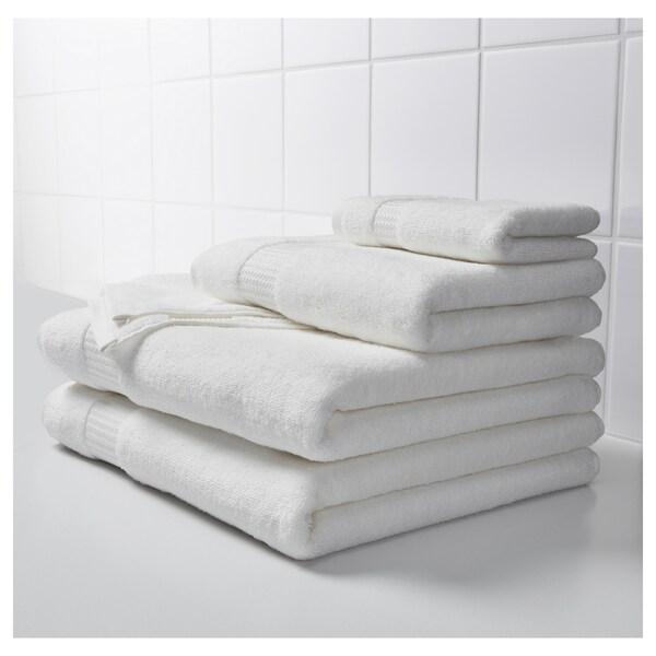 VATTINGEN Guest towel, white, 30x50 cm
