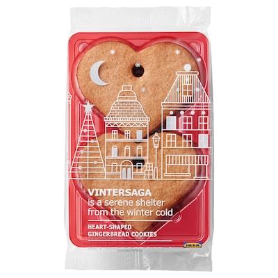 VINTERSAGA Gingerbread hearts