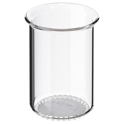 VOXNAN mug glass 11 cm 40 cl