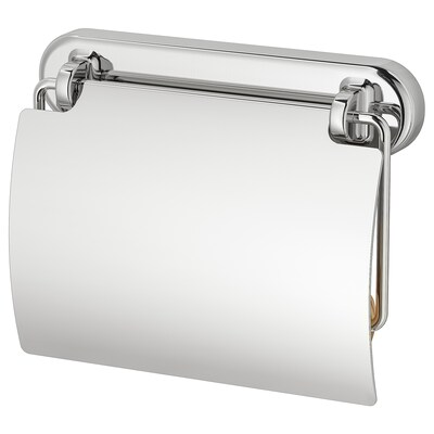 VOXNAN Toilet roll holder, chrome effect