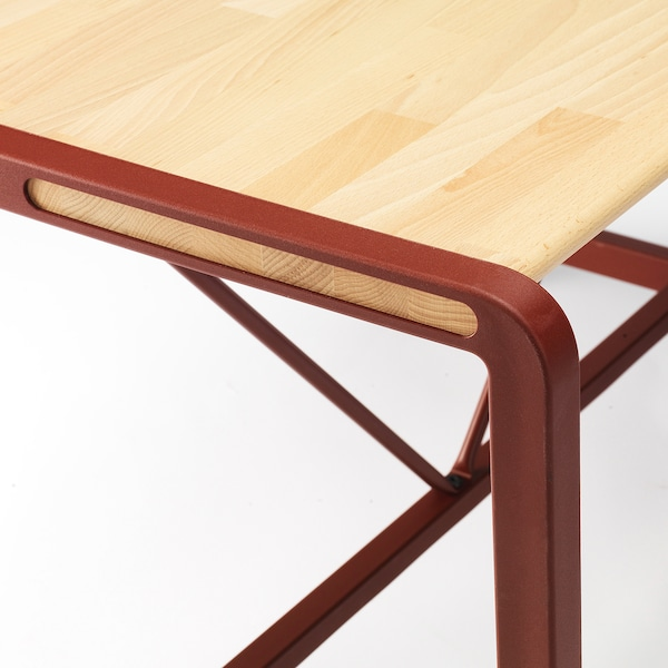 YPPERLIG children's table w bench and chair 74 cm 62 cm 56 cm