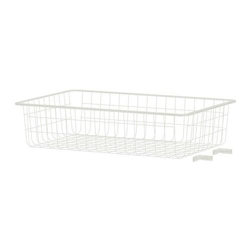 Algot Draadmand 38x60x14 Cm Ikea