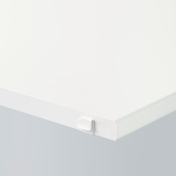 ALGOT Plank, wit, 40x58 cm