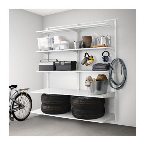 algot wandrail plank haak ikea. Black Bedroom Furniture Sets. Home Design Ideas