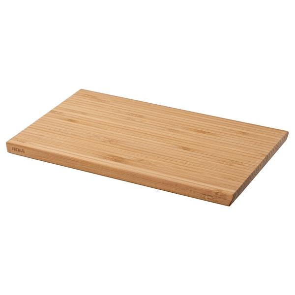 APTITLIG Snijplank, bamboe, 24x15 cm