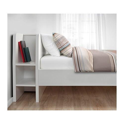 bed achterwand met bergruimte cool persoonsbed met top actie modern met nieuw te koop with bed. Black Bedroom Furniture Sets. Home Design Ideas