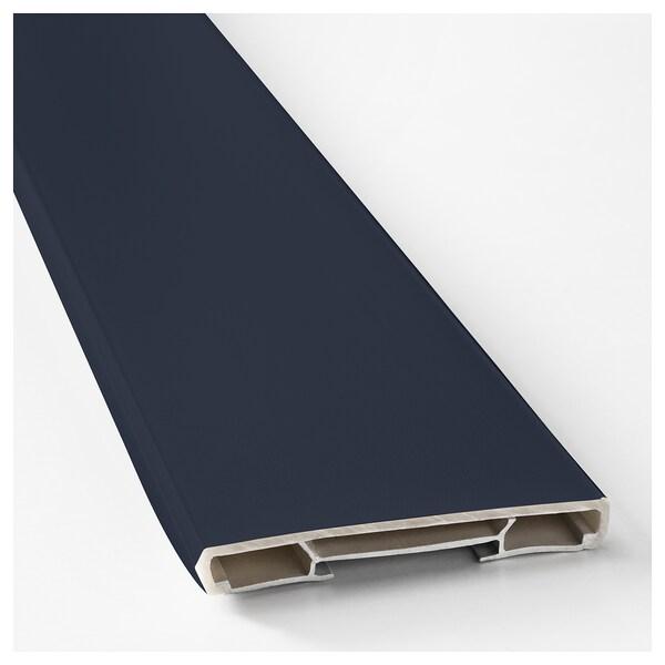 AXSTAD plint mat blauw 213.3 cm 11.4 cm 1.0 cm