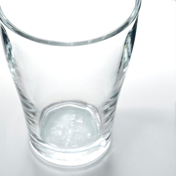 BEHÄNDIG Glas, helder glas, 30 cl