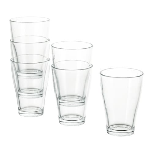 Goede BEHÄNDIG Glas - IKEA MZ-54
