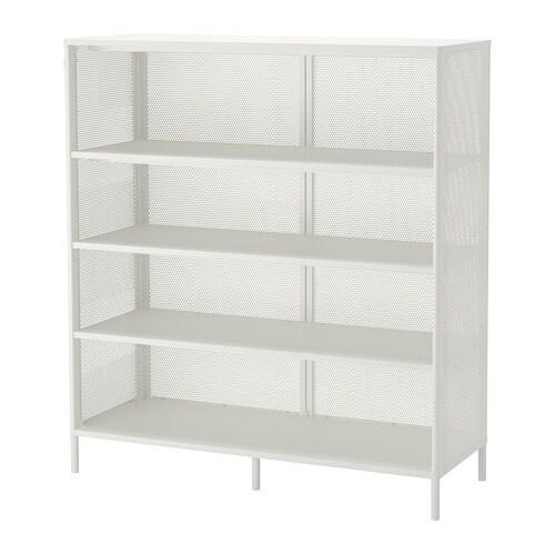 Open Hoekkast Wit.Bekant Open Kast Wit Ikea
