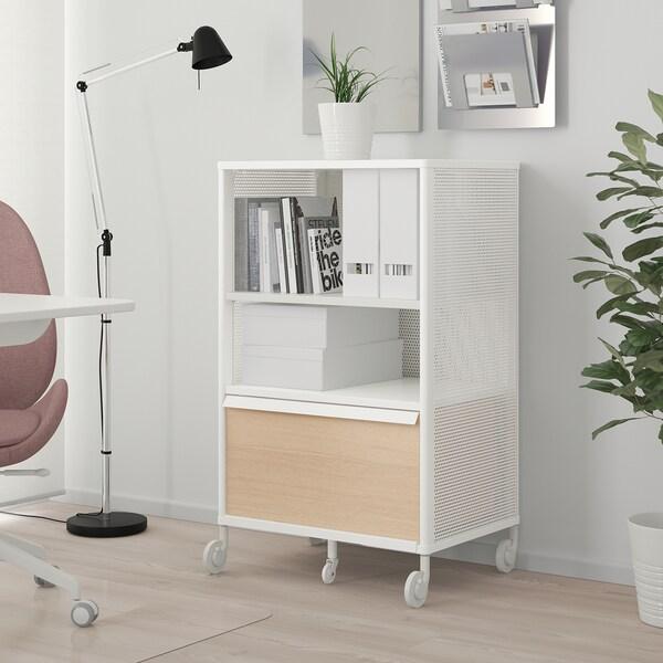 IKEA BEKANT Opberger met smart lock