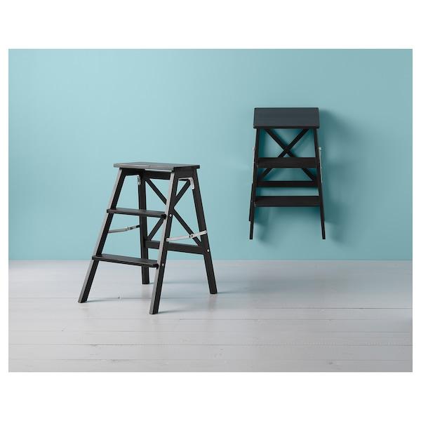 IKEA BEKVÄM Trapje, 3 tredes