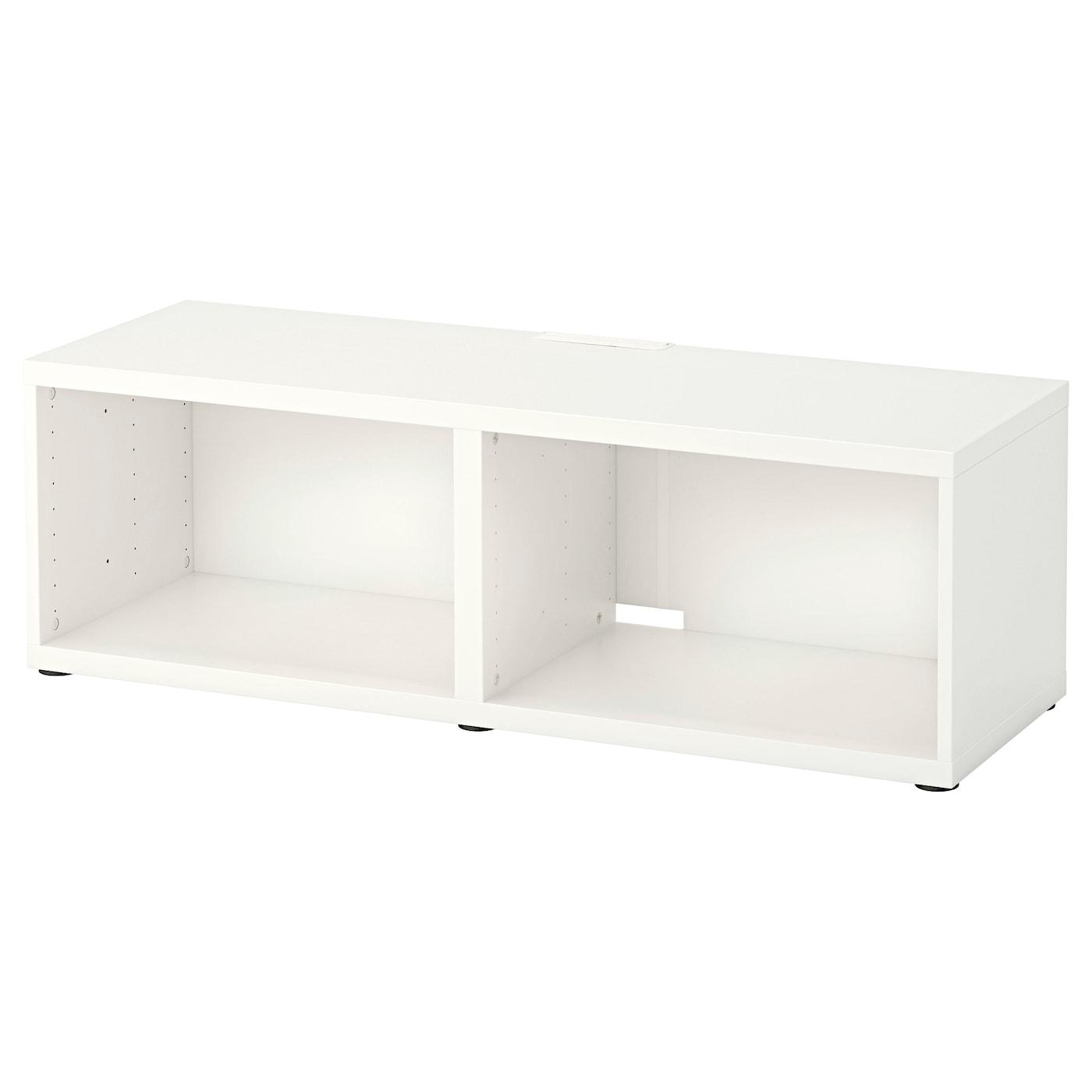 Benno Tv Meubel Ikea.Besta Tv Meubel Wit 120x40x38 Cm Ikea