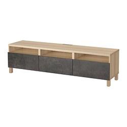 Ikea Tv Meubel Op Wieltjes.Besta Systeem Ikea