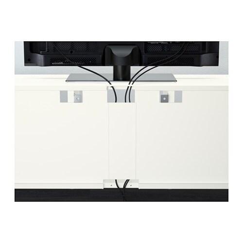 Bestå Tv Meubel Zwartbruin Ikea