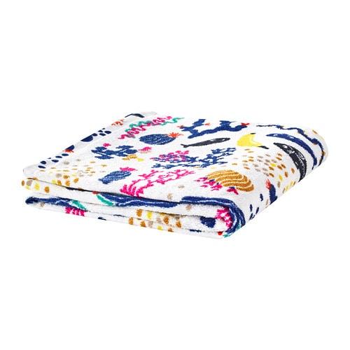 BILLSJÖN handdoek, veelkleurig