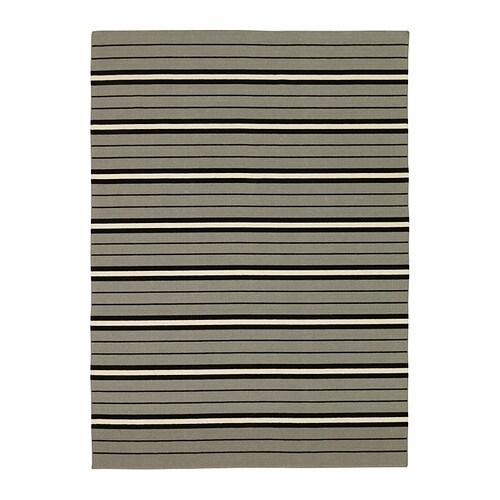 Ikea Jansjo Floor Lamp Review ~ BJÖRNLOKA Vloerkleed, glad geweven , beige, zwart Lengte 240 cm