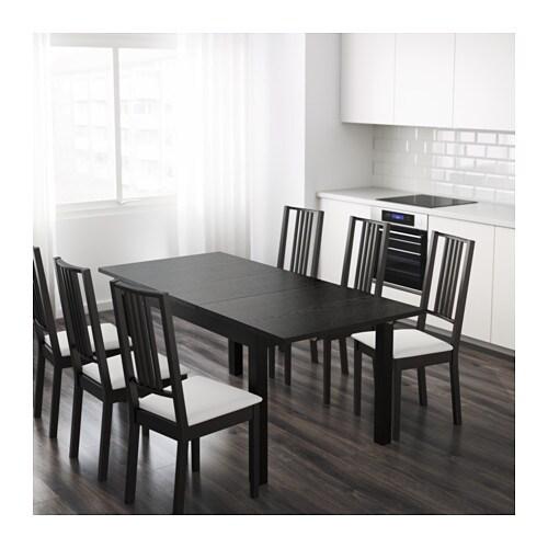 tafels - BJURSTA eettafel