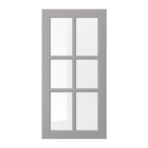 bodbyn vitrinedeur 40x80 cm ikea. Black Bedroom Furniture Sets. Home Design Ideas