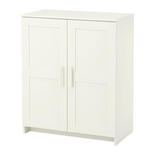 BRIMNES Kast met deuren   wit   IKEA