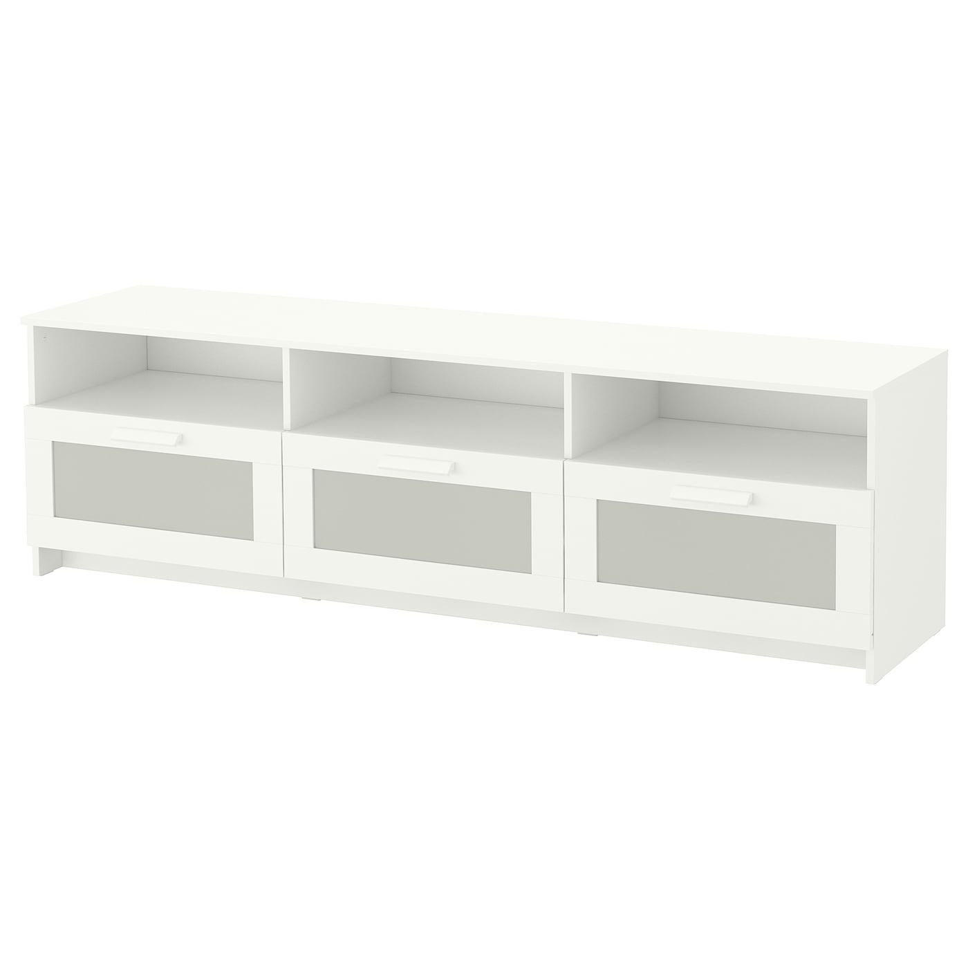 IKEA - BRIMNES Tv-meubel - 180x41x53 cm - Wit
