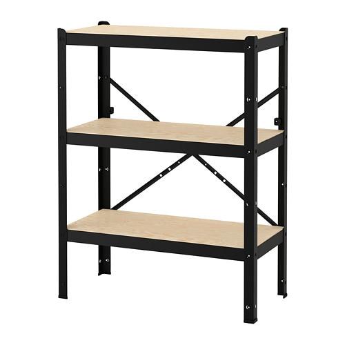 Ikea Open Kast Metaal