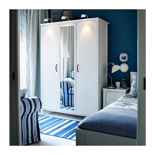Ikea slaapkamer kast inspiratie verlichting fotobehang bos slaapkamer kast in slaapkamer - Kleine kledingkast ...