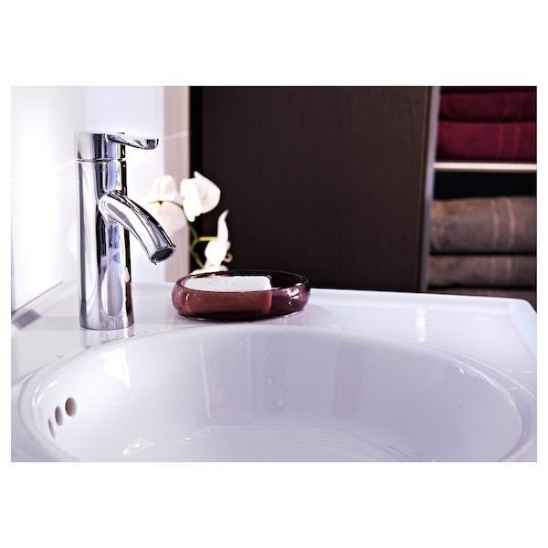 DALSKÄR wastafelmengkraan & bodemventiel verchroomd 18 cm