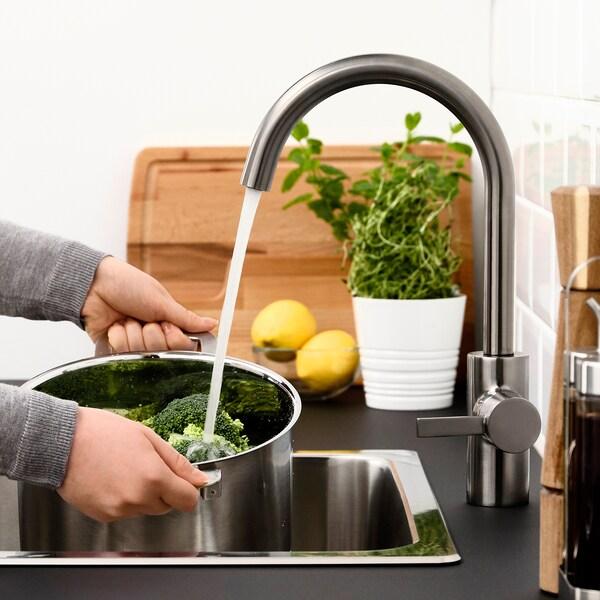DELSJÖN Keukenmengkraan, tineffect