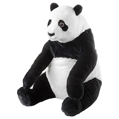 DJUNGELSKOG Pluchen speelgoed, panda