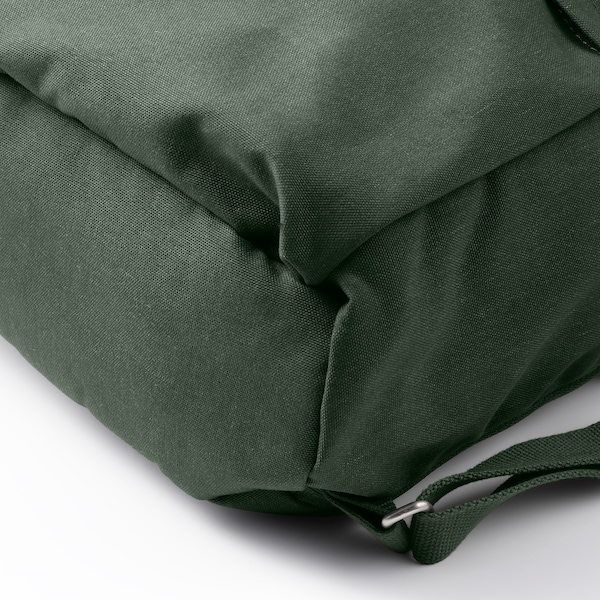 DRÖMSÄCK Rugzak, olijfgroen, 21 l