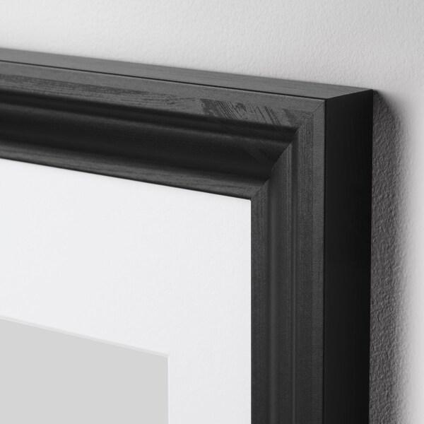EDSBRUK Fotolijst, zwart gelazuurd, 21x30 cm
