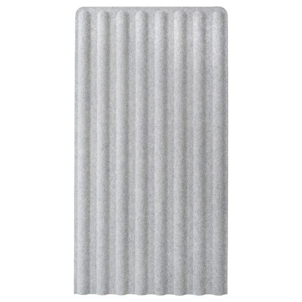 EILIF scherm, vrijstaand grijs 80 cm 150 cm