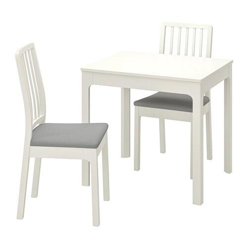Bartafel Incl Stoelen.Ekedalen Ekedalen Tafel Met 2 Stoelen Ikea