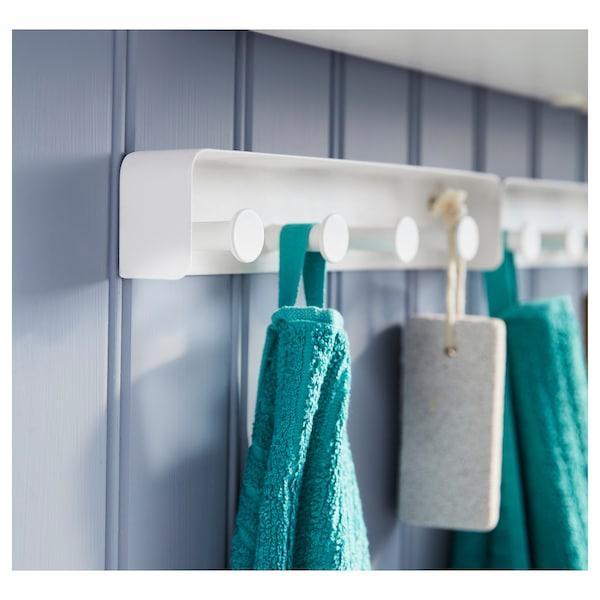 ENUDDEN handdoekenrek wit 27 cm 3.6 cm 5 cm