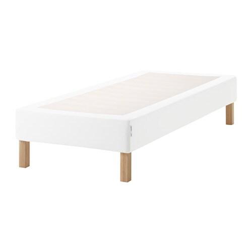 ESPEV u00c4R Lattenmatrasbodem met poten   Burfjord, 20 cm   IKEA