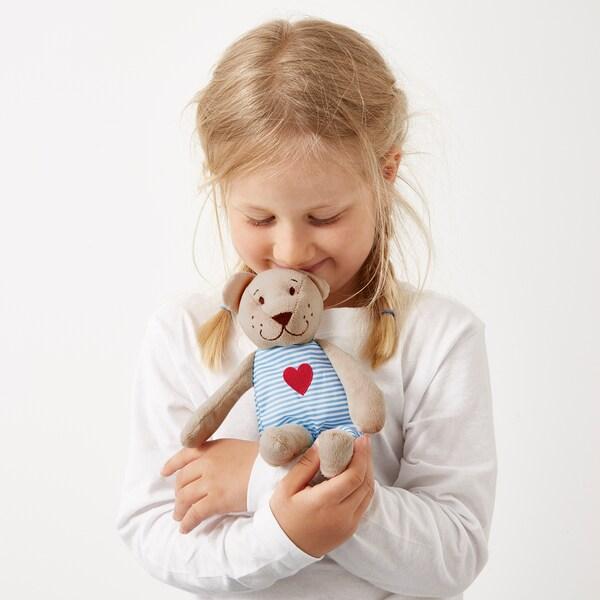 FABLER BJÖRN Pluchen speelgoed, beige, 21 cm