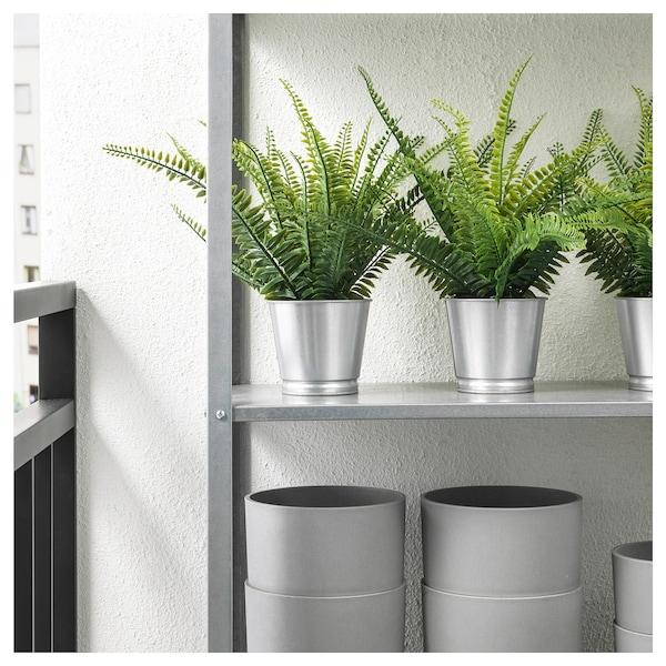 FEJKA kunstplant binnen/buiten varen 9 cm 34 cm