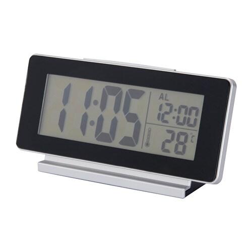 Super FILMIS Klok/thermometer/alarm - IKEA RA-83